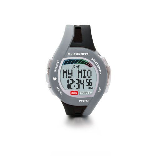 The MIO Drive + Petite Heart Rate Monitor Watch – Black is a smaller model of the standard MIO Drive Monitor, and offers all the same features and benefits, just in a smaller package. This device is a perfect companion for fitness enthusiasts and lets you maximize your workouts with a...