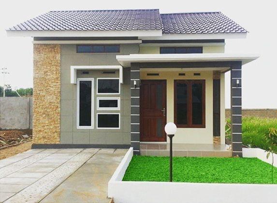 model rumah minimalis modern 1 lantai type 36 7