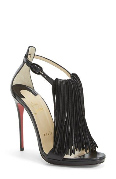 Christian Louboutin 'Casanovella' Sandal available at #Nordstrom