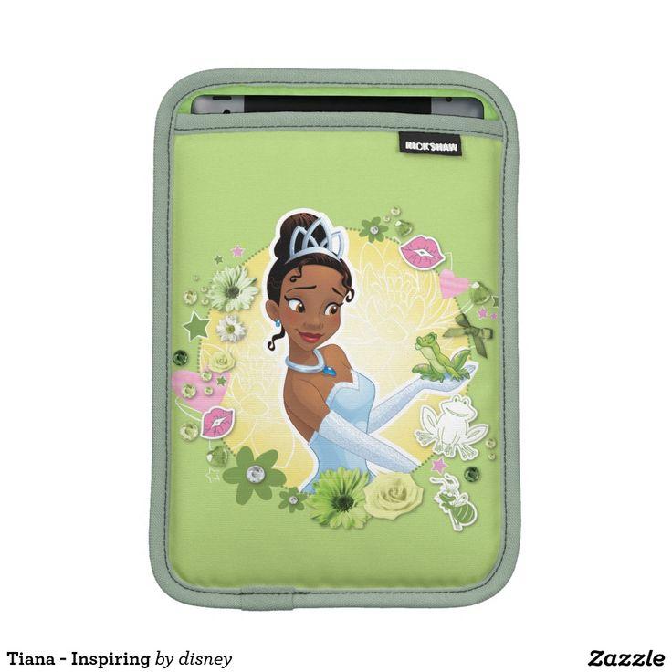 Tiana - Inspiring iPad Mini Sleeves