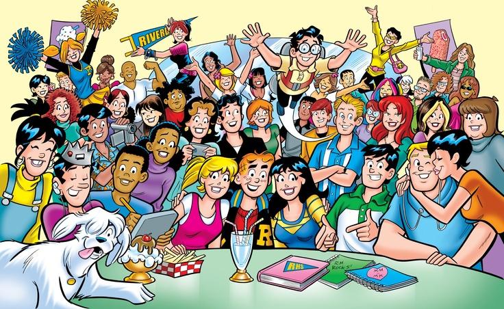 Archie Comic Publications, Inc…