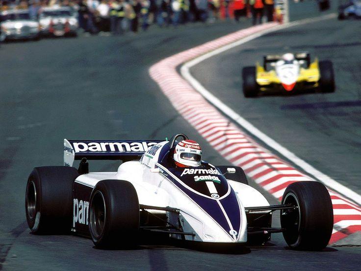 Nelson Piquet (Brabham BT50 '1981–82-01) Zolder,1982