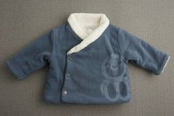 3 mois - Veste bébé garçon Obaïbi-Okaïdi