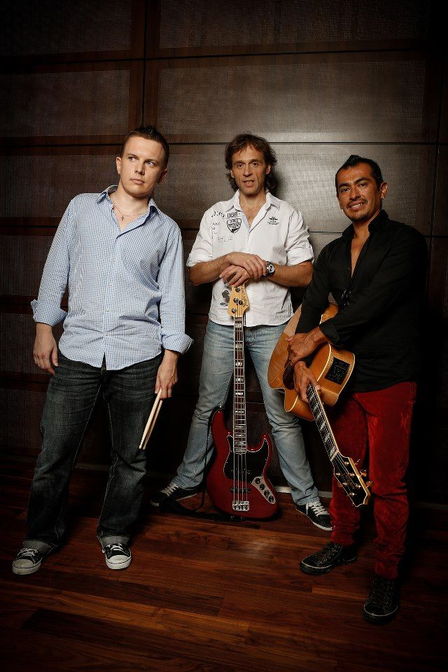 Circle of time - Pop, Rock, Latin, Blues Band - Zurich CH