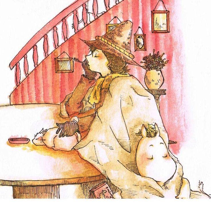 Moomin/#760218 - Zerochan