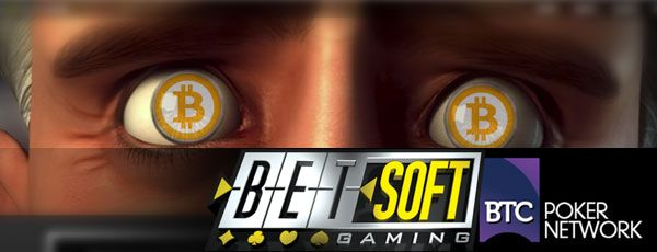 Leading casino software developer BetSoftGaming has launched new Bitcoin support for all licensed casinos that have partnered with BTC Poker Network. Providing top-quality gaming products for several years already, BetSoftGaming has expanded the reach of its high-definition casino games by including the peer-to-peer digital currency, Bitcoin, into the accepted currencies for payment purposes.