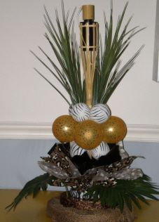 Safari Centerpieces   ... Decorations - Orange County - California : Centerpieces and Bouquets