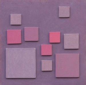 henryk-stazewski-nr.137-1957-akryl-na-desce-40-x-40-cm