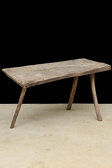 Antique Spanish Primitive Console Table Antique Tables