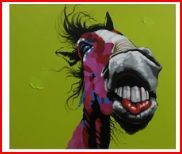 Airest - canvas horse