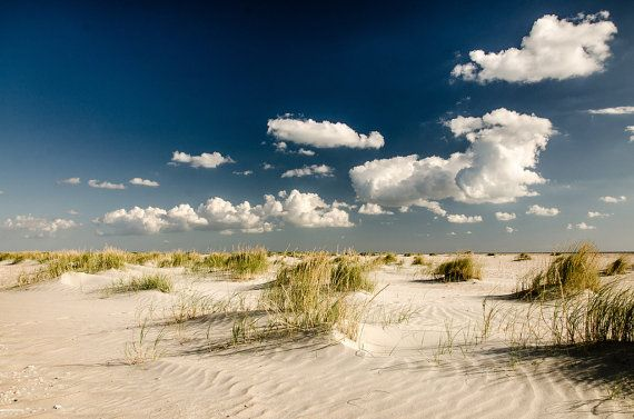 Rømø Beach  Fine Art Landscape Photography Print by MatkirschPhoto, €25.00