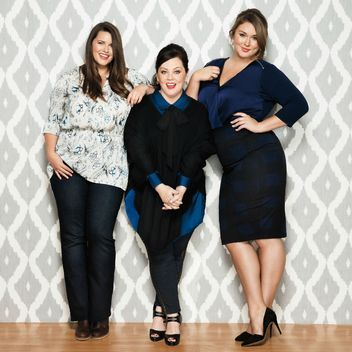I Wore Melissa McCarthy's Clothing Line for a Week and Here's What It Looked Like