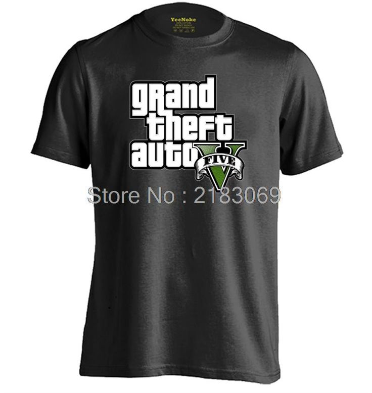 Grand Theft Auto 3D XBOX Gta 5 Mens & Womens Games T Shirt Personalized T Shirt