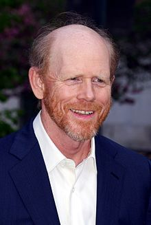 Ron Howard - 2011.  Do you remember him on Andy Griffith Show or Happy Days?  He has also directed quite a few movies you might have seen.