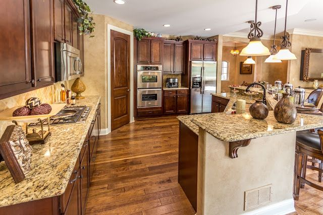 How to Care for Granite Counter Tops - http://homechanneltv.blogspot.com/2016/01/how-to-care-for-granite-counter-tops.html