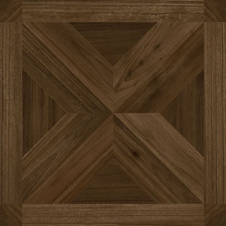 Colours Traditional Dark Parquet Effect Self Adhesive Vinyl Tile Pack 1.02m² | Departments | DIY at B&Q