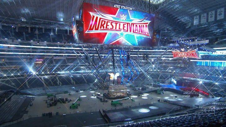 WWE WrestleMania 32 (03/04/2016) / YouTube.com/WWE