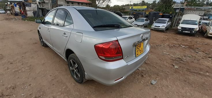 Toyota Allion KBR Hottest Deal Clean Trade in Ok