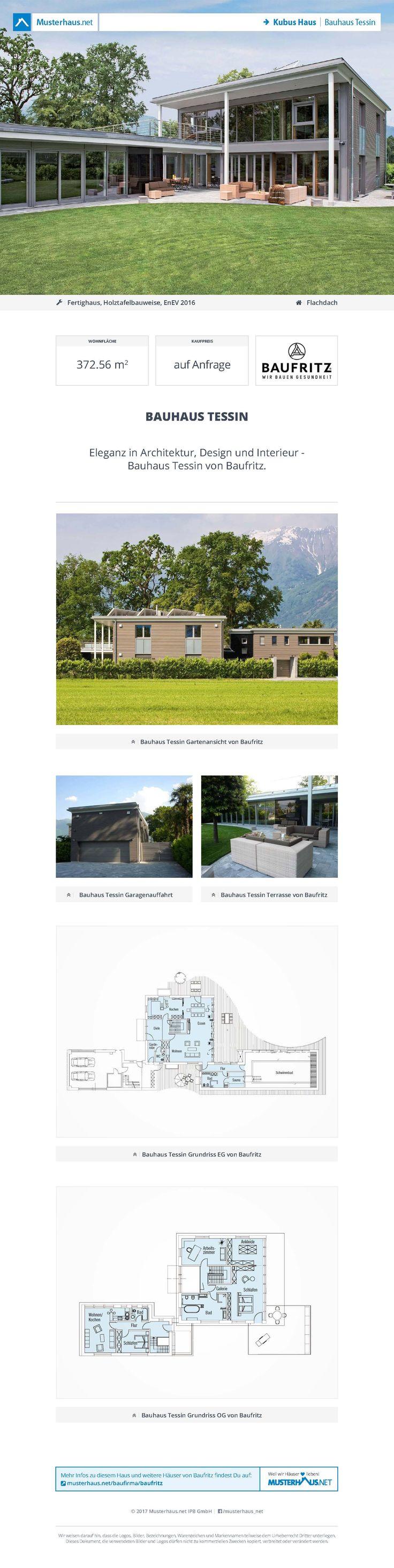 93 best Häuser images on Pinterest   House design, House floor plans ...