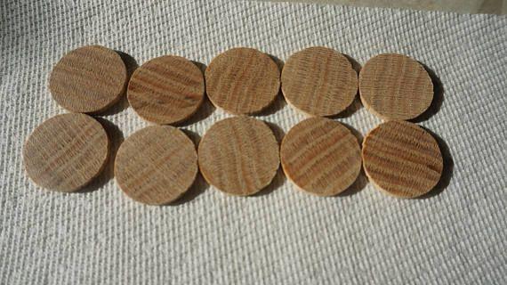 round wood cutouts 29-30mm, oak wood cutouts, oak doweling cutouts, round hand cut oak, wood cutouts for pendants, round cutouts for magnets