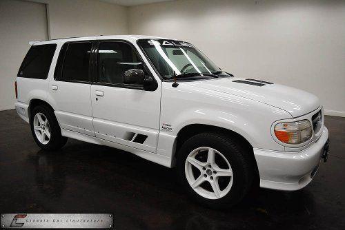 1998 Ford Explorer Saleen XP8 AWD