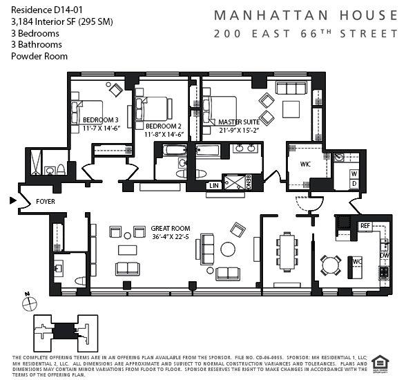 1000 images about floor plan on pinterest manhattan for Floor plans for real estate marketing