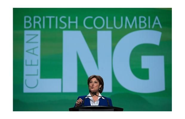 Support for B.C. LNG industry slipping: poll