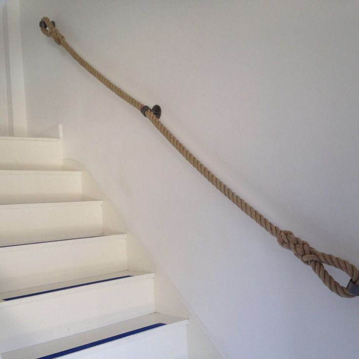 Best 83 Best Rope Banisters For Stairs Images On Pinterest 400 x 300
