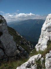 Piatra Craiului - Massif in the Southern Carpathians
