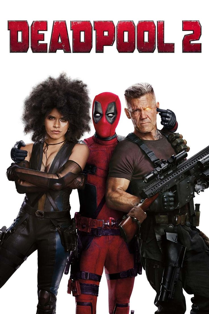 Deadpool 2 Stream 1080p
