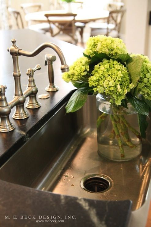 M. E. Beck Design - kitchens - soapstone, countertops, farmhouse, sink, soapstone counters, soapstone countertops,  Absolutely amazing! Soap...