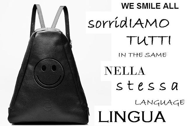 #gianfrancofai #backpack #bags #smile #genuineleather #unisex #madeinitaly #fashion #fashionberlin #fashionlondon #fashionjapan #milano🇮🇹 #laser #limited