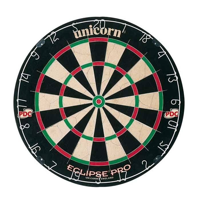 Unicorn Eclipse Pro Dart Board Review - One of The FInest Dartboard In Market