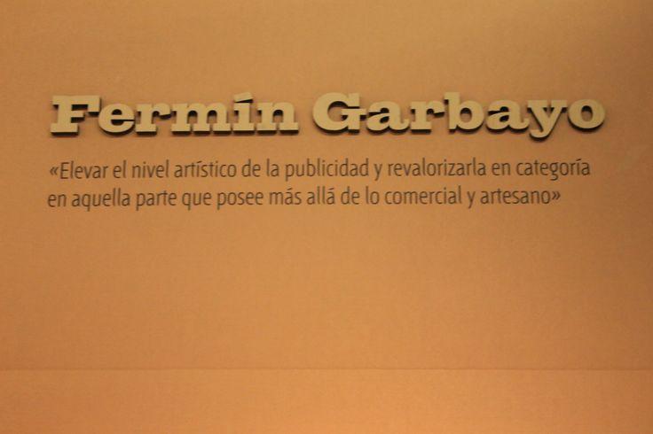 Grafistas / Diseño gráfico español 1939 - 1975 / Fermín Garbayo / Museo de Artes Decorativas