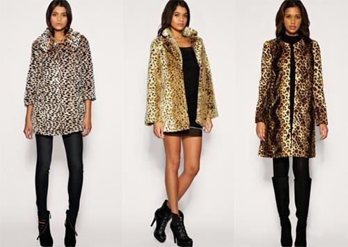 Продаю леопардовое пальто