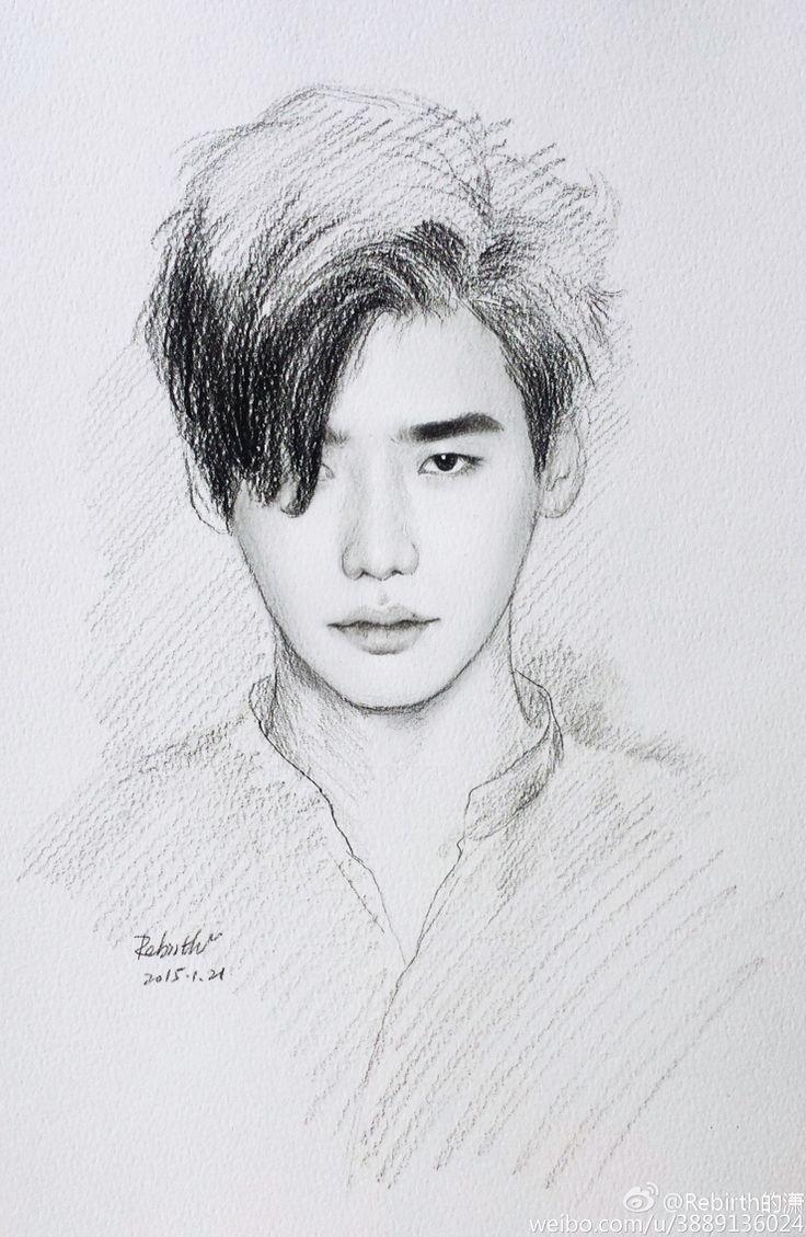 Lee Jong Suk Fanart Cr As Tagged   FAN-ART   Pinterest   Fanart And Lee Jong Suk
