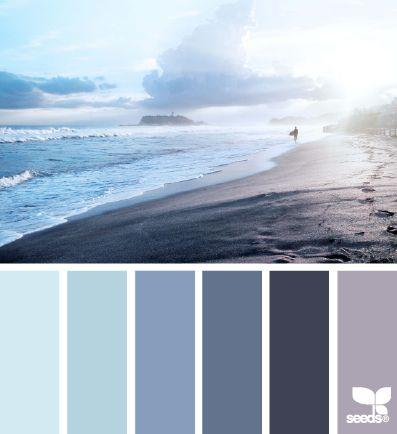 color horizon | design seeds | Bloglovin