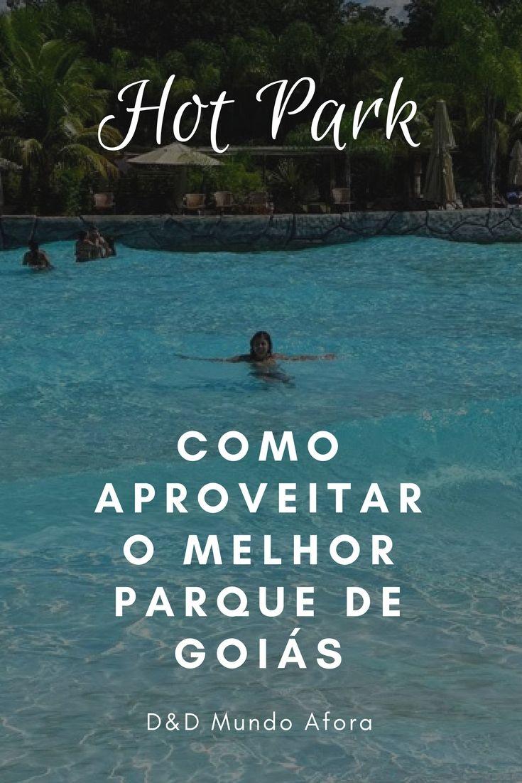 Hot Park - Rio Quente, Goiás. Localizado pertinho de Caldas Novas é considerado o melhor parque do Brasil.