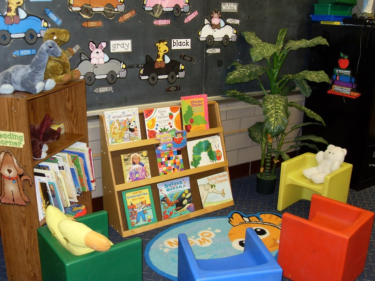 Classroom Literacy Ideas : Reading corner in my classroom ideas
