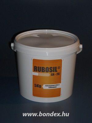 Rubosil SR-26 önthető szilikon RTV 2 formagumi