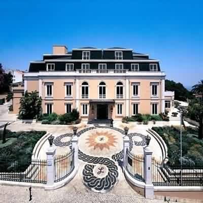 Lapa Palace. Hotel - Lisbon, Portugal http://hotels.hoteldealchecker.com/