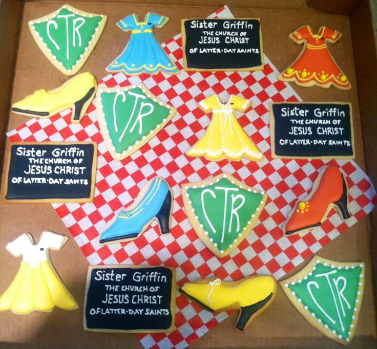Sister missionary cookies LDS missionary cookies, Church of Jesus Christ of Latter Day Saints.