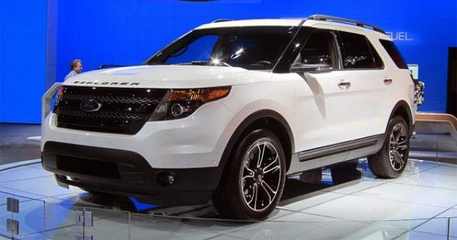 Suvsandcrossovers.com 2017 SUV And Crossover Buying Guide: '' 2017 Ford Explorer '' Reviews And Price