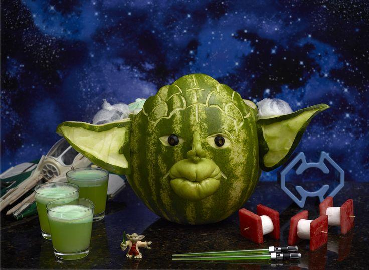 Watermelon Board | Yoda