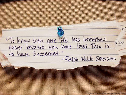 Ralph waldo emerson essay on gift giving