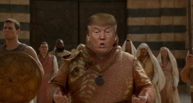 Donald Trump In 'Game Of Thrones' Is Exactly What You've Been Missing. - http://www.lifebuzz.com/trump/