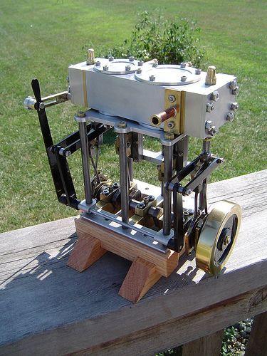 Marine Compound Steam Engine - Home Model Engine Machinist