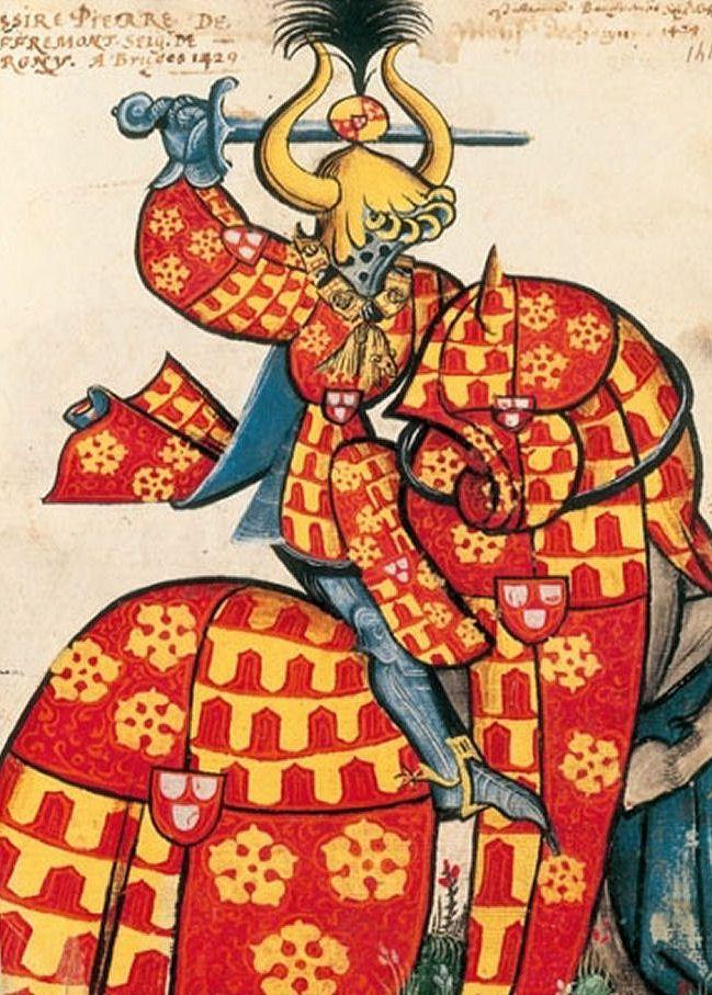 316 Best Heraldry Art And Illumination Images On Pinterest Middle
