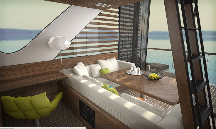 Living Design - hotel-catamarã slow travel