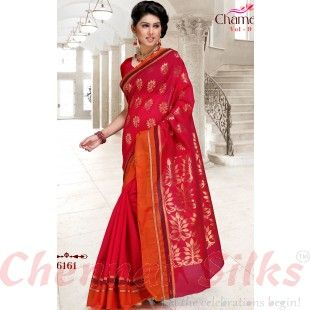 Indian Traditional Cotton sarees, Cotton Sarees,Fancy Cotton Sarees Online Shopping, Buy Silk Cotton Sarees, Handloom Fancy Cotton Sarees – The Chennai Silks